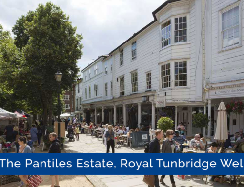 The Pantiles Estate, Royal Tunbridge Wells