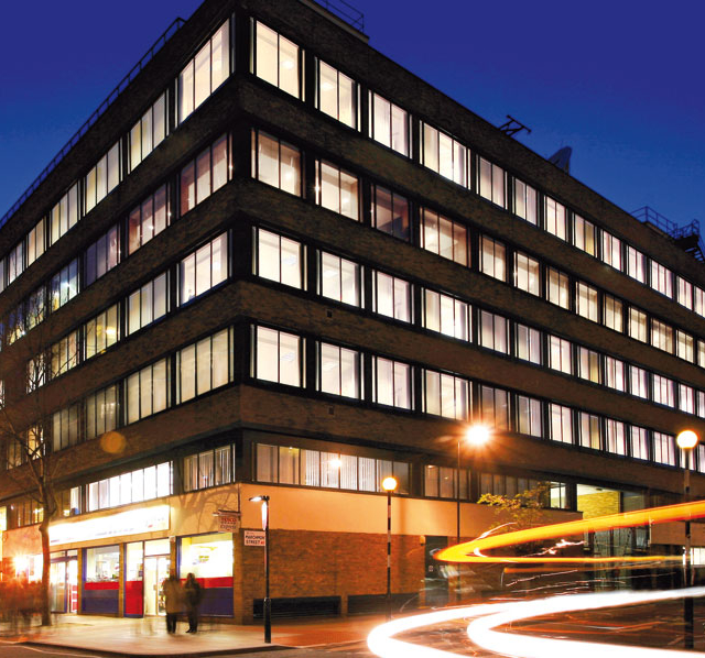 40 Bernard Street, London