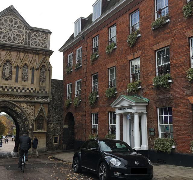 Cambridge House, Norwich