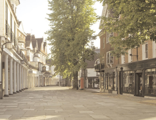 The History of The Pantiles