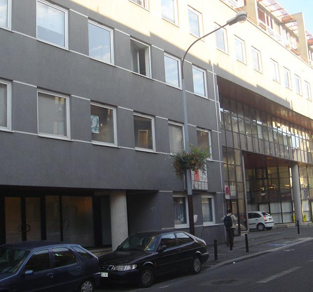 Le Cap II, 66 -72 rue Marceau,  Montreuil, Paris