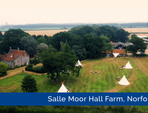 Salle Moor Hall Farm, Norfolk