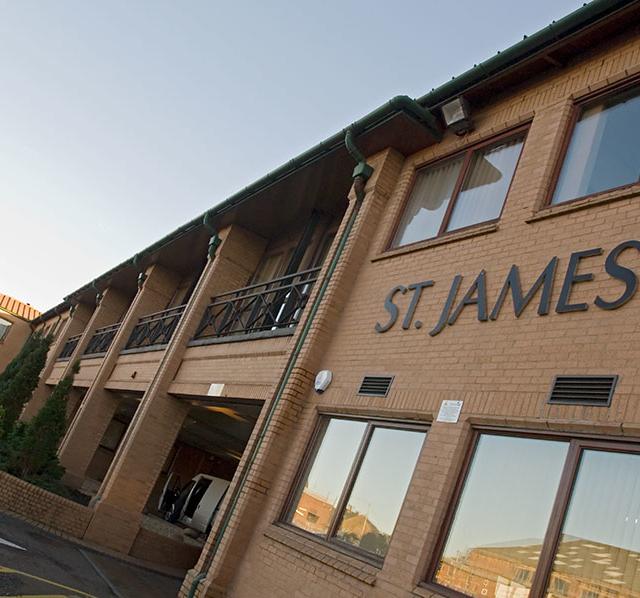 St James Court, Warrington
