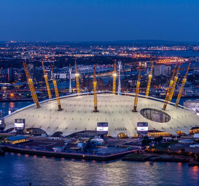 The Millennium Dome (02), London