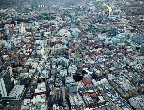 The top 5 UK urban regeneration hotspots
