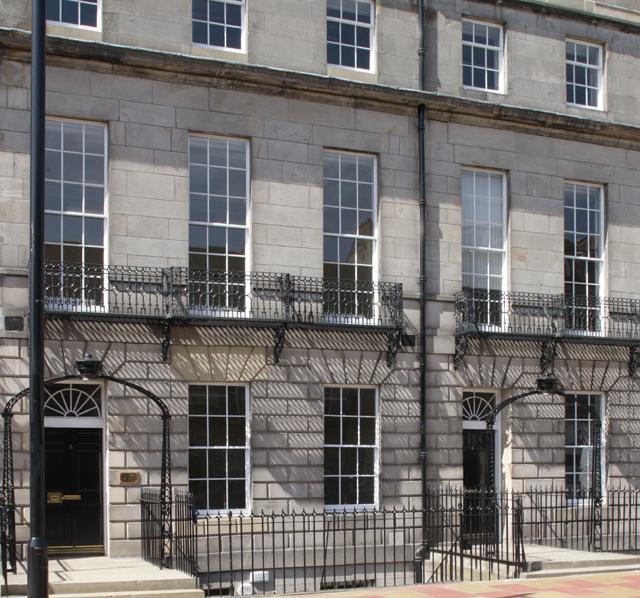3-11 Melville Street, Edinburgh