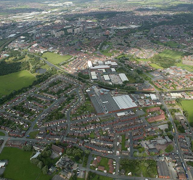 Empress Industrial Estate, Wigan
