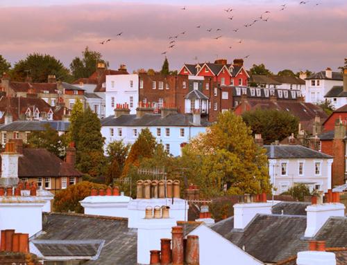 Royal Tunbridge Wells becomes property hotspot