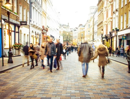 The UK's retail recovery