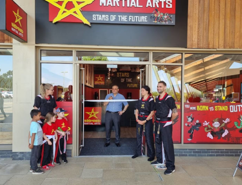 Inspired Martial Arts at PE1