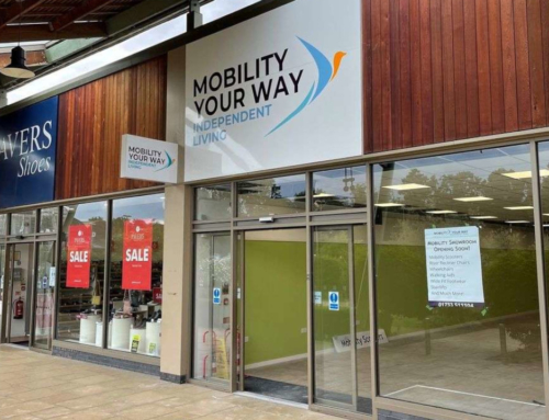 Mobility Your Way at PE1