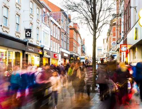 UK gears up for busiest Black Friday